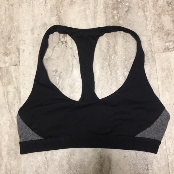 dbd8a6bc720 lululemon athletica Other - Lululemon black sports bra size 4